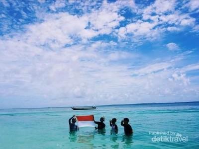 Momen 17-an di Perbatasan RI-Timor Leste-Australia