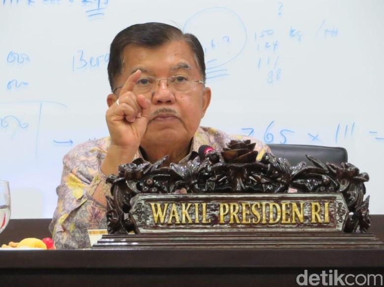 JK: Dana Saksi Tidak Ada Dasar Hukummya