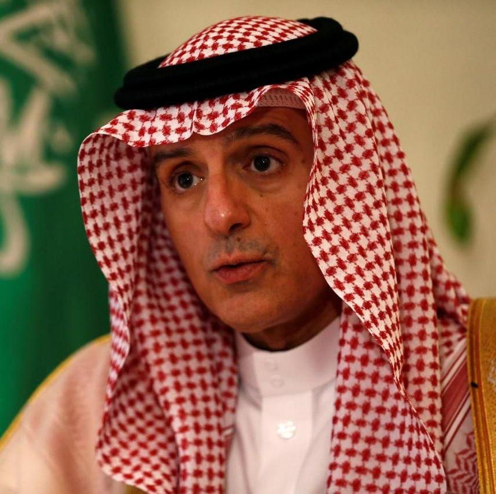 Kata Menlu Saudi Soal CIA Sebut MBS Perintahkan Bunuh Khashoggi