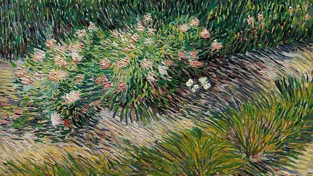 Lukisan Langka Vincent Van Gogh dari Tahun 1886 Dilelang Rp 607 M