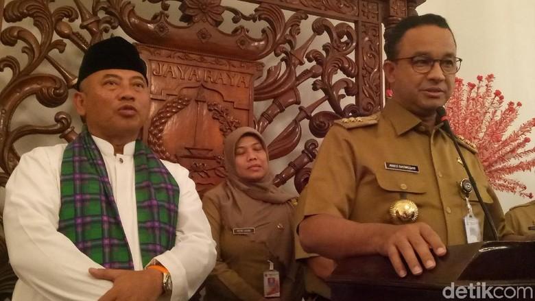 Bertemu Anies, Wali Kota Bekasi Anggap Konflik Sampah Miskomunikasi