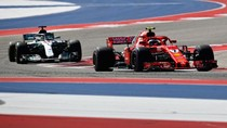 Hasil F1 GP AS 2018: Raikkonen Menang, Pesta Juara Hamilton Tertunda