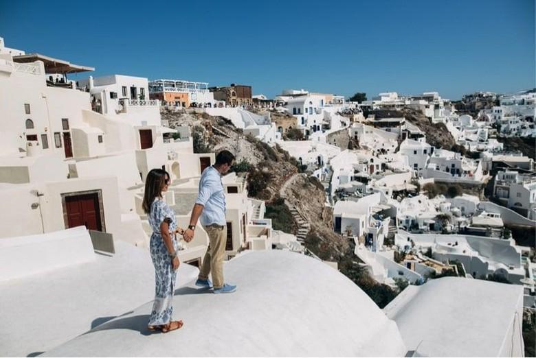 Mau Liburan Berkesan? Ajak Pasangan Kunjungi Destinasi Romantis Ini