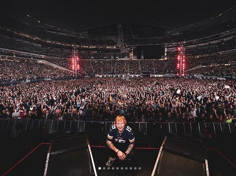 20 Jam Berlalu, Fans Masih Keluhkan Penjualan Tiket Konser Ed Sheeran