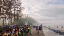 Ini Nih Jogging Track Pinggir Pantai di Bengkulu