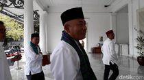 Wali Kota Bekasi Sambangi Balai Kota DKI Bahas Sampah