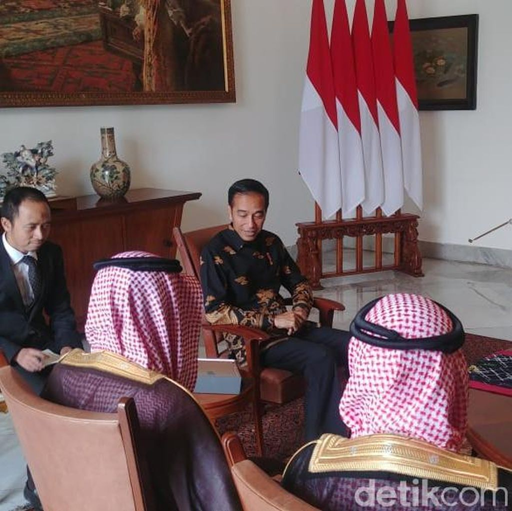 Jokowi Berharap Investigasi Kasus Khashoggi Transparan