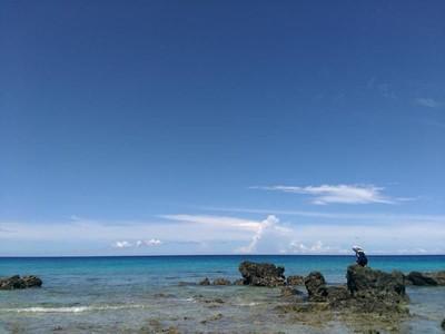 Eksotisme Pantai Sumur Tiga di Sabang