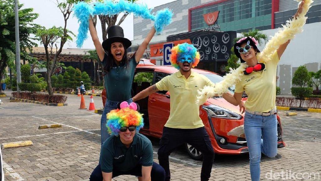 Dari Jakarta, Tim Rio dan Tim Kevin Harus Taklukan 3 Misi di Bali