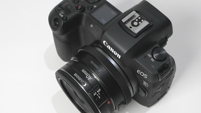 Canon EOS R. Foto: Dok. Erwin Mulyadi