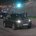 Pakai Mobil Dinas, Putin Ajak Presiden Mesir Putari Trek F1