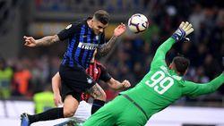 Hasil Inter Vs AC Milan: Dramatis! Gol Injury Time Menangkan Nerazzurri