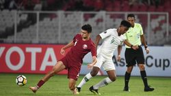 Indra Sjafri Maklumi Insiden Sikutan Rafli Mursalim ke Pemain Qatar
