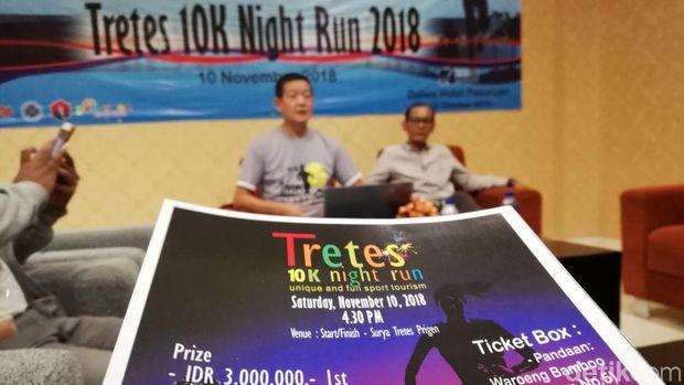 Yuk Nikmati Alam Lereng Arjuno-Welirang di Tretes Night Run 2018