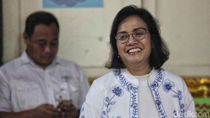 Menteri Keuangan Sri Mulyani Indrawati/Foto: Pradita Utama