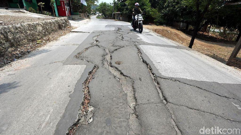 Pemerintah Bisa Kena Sanksi kalau Abaikan Jalan Rusak