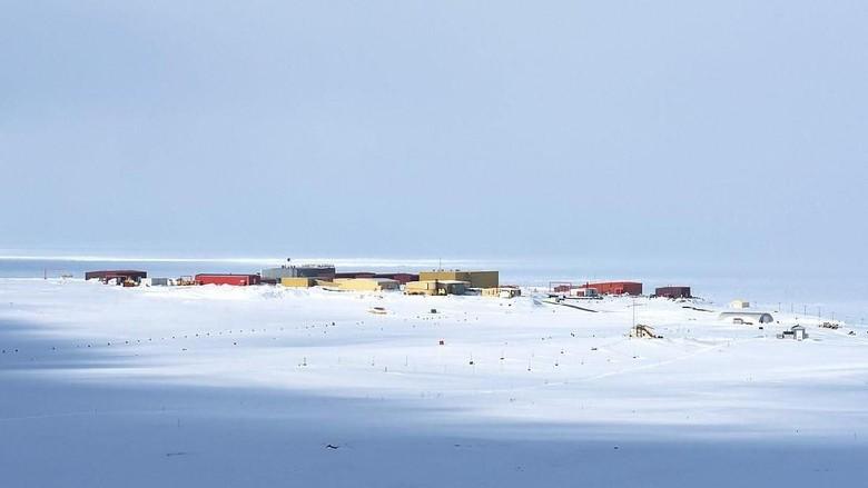 Alert, kota paling utara di Bumi (Kevin Rawling/CFS Alert/Wikipedia)