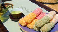 Dasik dan Gangjeong, Kue Legit Lengket Khas Korea Selatan