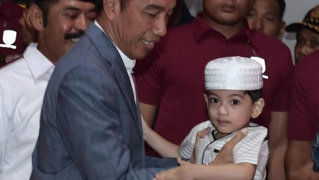 Kaesang Baper ke Jan Ethes, Jokowi Angkat Bicara