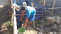 Sumur Mengering, Warga Ngrancah Bantul Kesulitan Air Bersih