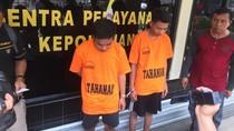 Polisi Tangkap 2 Pelaku Curanmor di Bekasi, 1 Orang Lainnya DPO