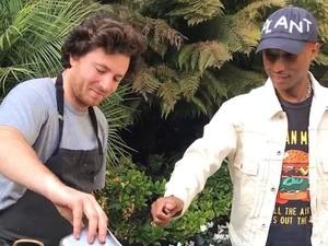 Pharrell Williams Akan Segera Buka Restoran Pertamanya