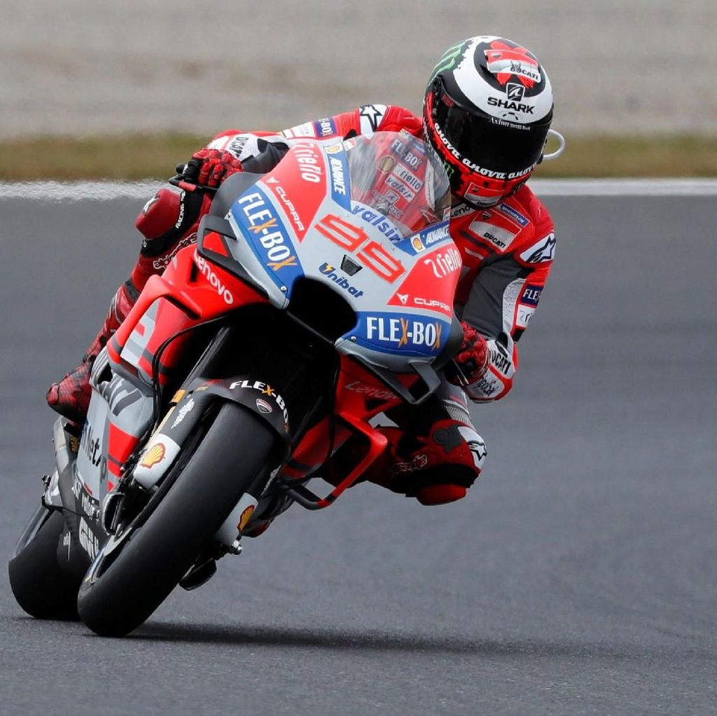 Lorenzo Masih Absen di MotoGP Australia