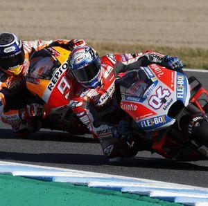 Dovizioso: Marquez Pantas Jadi Juara Dunia