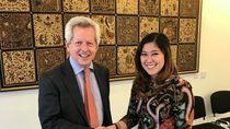 Kenalkan, Ini Anggota DPR Inggris yang Mahir Bahasa Indonesia