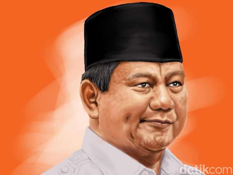 Prabowo Kritik Jokowi Soal Kebijakan 25 Sektor Usaha Bisa Asing 100%