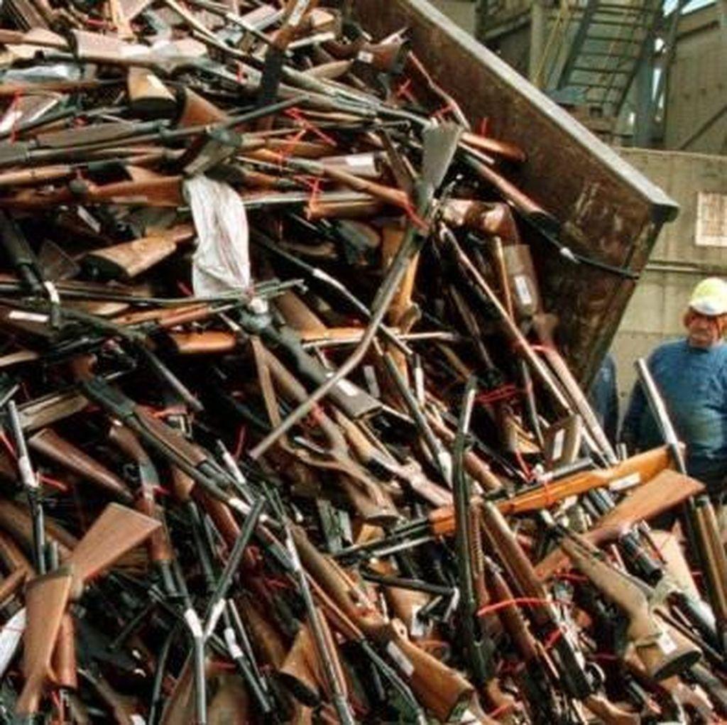 Lobi Industri Senjata Mulai Aktif Pengaruhi Pemilu di Australia