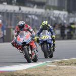 Di MotoGP Australia, Dovizioso Memulai Pertarungannya dengan Rossi