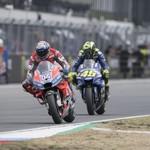 Motor Tak Jauh Beda, Kenapa Rossi Finish di Belakang Vinales?