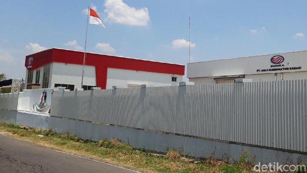 Pabrik Esemka di Boyolali