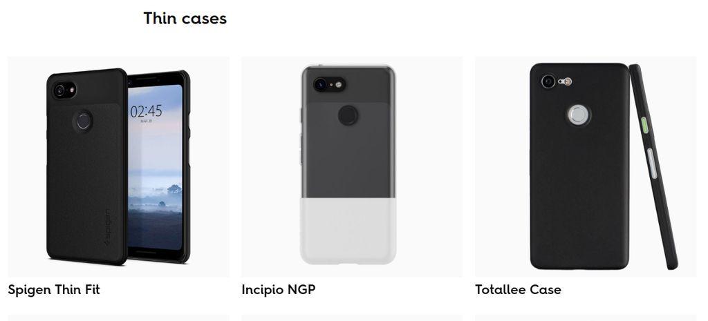 Buat yang tidak suka ponselnya tidak terlihat tebal. Foto: via Android Central