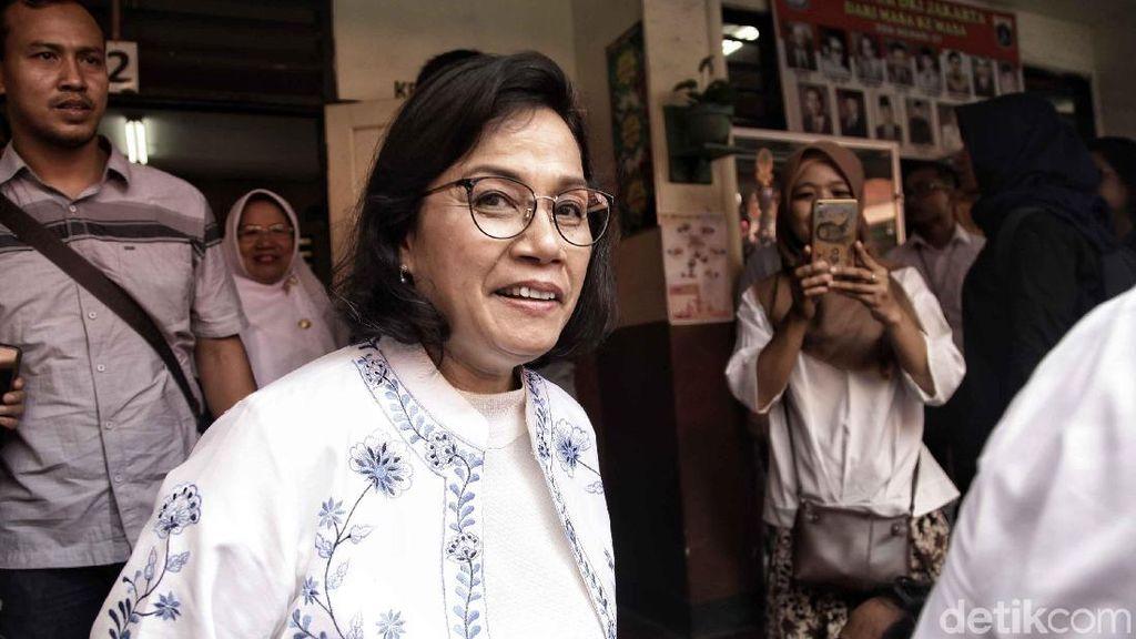 Sri Mulyani Janji Berlaku Adil Soal Pajak Toko Online