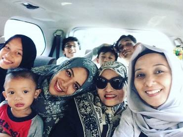 Titi Qadarsihmeninggalkan keluarga tercintanya pagi ini. (Foto: Istagram @indraqadarsih)