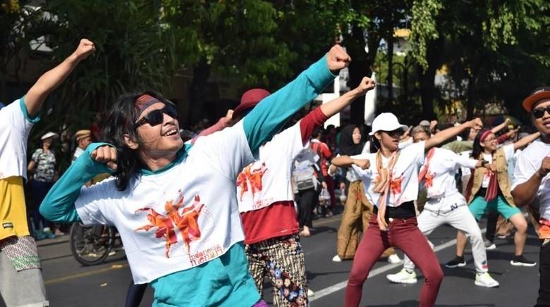 Targetkan 4500 Peserta, Indonesia Menari 2018 Digelar di 4 Kota