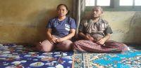Nelangsa Sopir Ojek di Sukabumi Idap Tumor Kulit