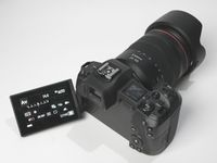 Canon EOS R dan RF 24-105mm f/4 IS