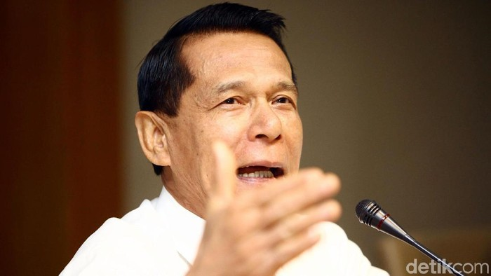 Anggota BPK Rizal Djalil (Foto: Grandyos Zafna/detikcom)