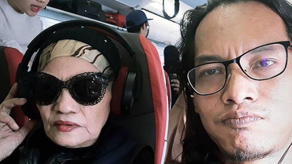 Sebelum Meninggal, Titi Qadarsih Mengenang Masa Kecil di Jombang