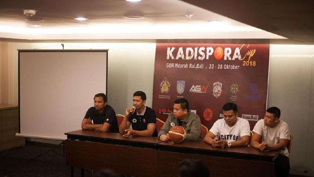 Ada Turnamen Basket Antar Pelajar SMA di Bali Pekan Ini