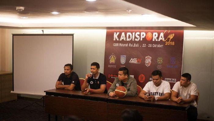 Kadispora Cup 2018 akan diadakan di Bali pekan ini (Istimewa)