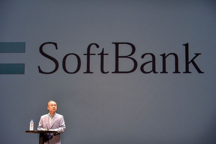 Pendiri Softbank, Masayoshi Son. Foto: Getty Images