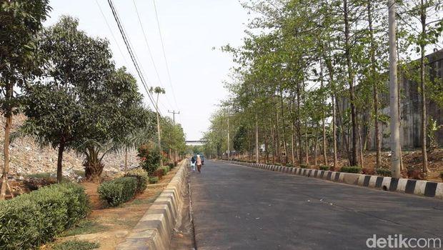 Jalan utama
