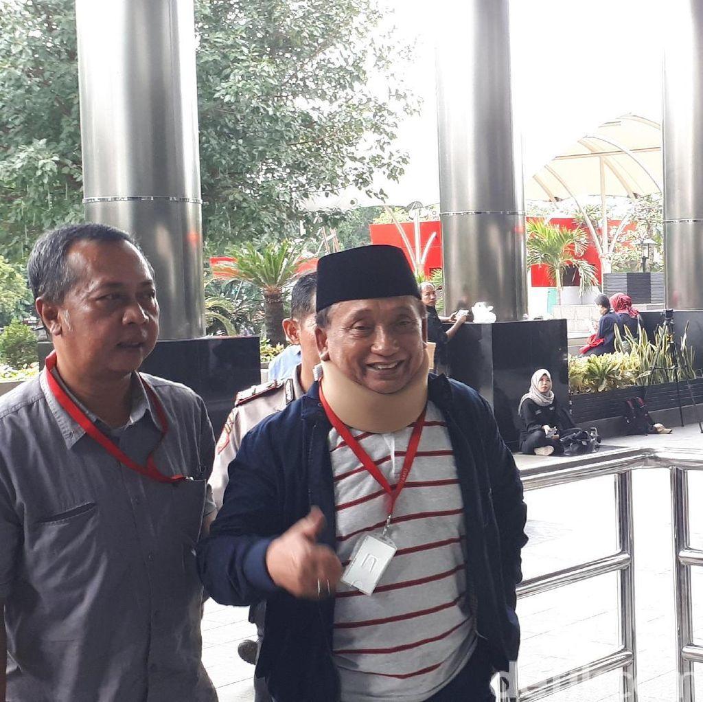 KPK Cecar Fuad Amin soal Pemberian Lain ke Kalapas Sukamiskin