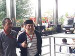 Pakai Penyangga Leher, Eks Bupati Bangkalan Fuad Amin Diperiksa KPK