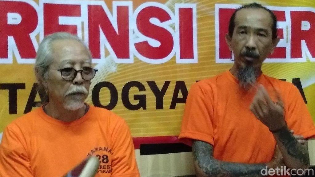 Pelukis Tommy Tanggara Diciduk Polisi Yogya karena Narkoba
