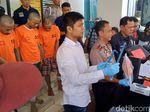 Polisi Tembak Komplotan Pencuri Shower dan Kran di Tangsel